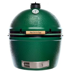 XLarge, Big green Egg, Grill
