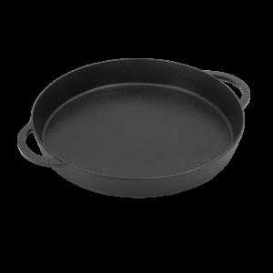 Cast Iron Skillet / Gusseisenpfanne - 36 cm -