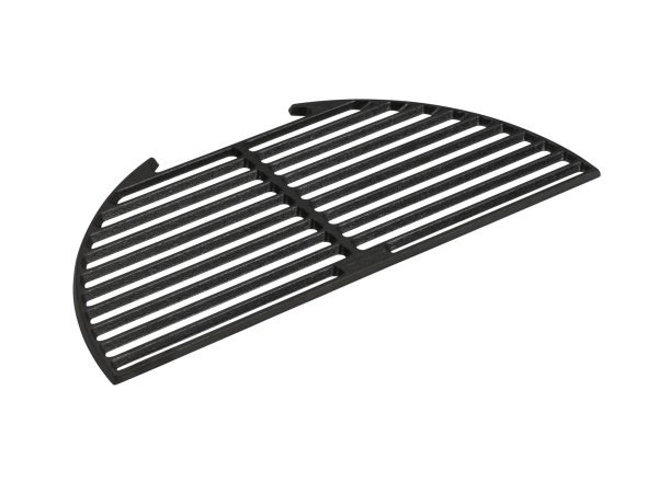 Half Cast Iron Grid / Halbrunder Gusseisenrost. - XLarge -