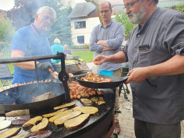 Grillkurs in Schleswig Holstein
